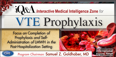 iQ&A for VTE Prophylaxis
